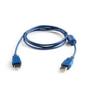 Locking USB AM-AM Cable[시스템베이스, Locking USB Cable, Locking to Locking Cable]